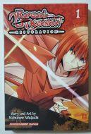 Rurouni Kenshin Restoration Vol. 1