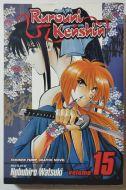 Rurouni Kenshin Volume 15 (Manga)