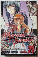 Rurouni Kenshin Volume 21 (Manga)