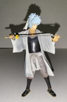 Gintama: DXF Figure Gintoki Sakata Shiroyasha