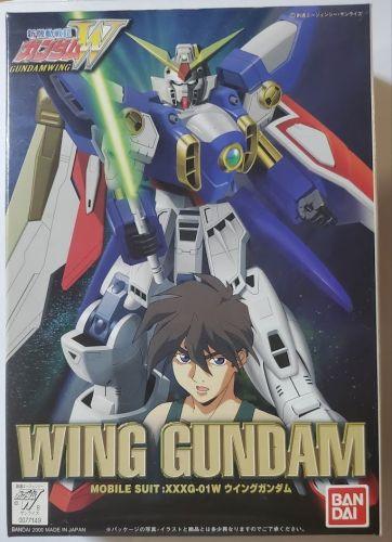 Gundam Wing: WF-01 Gunpla