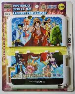 Nintendo 3DS LL: One Piece 15th Anniversary Hard Cover