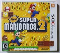 Nintendo 3DS: Super Mario Bros. 2
