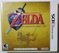 Nintendo 3DS: Zelda Ocarina of Time