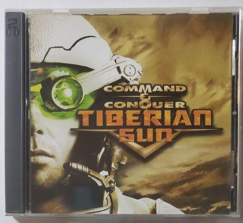 PC Games: Command & Conquer Tiberian Sun