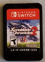 Nintendo Switch Game: Xenoblade Chronicles 2